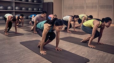 hot flow yoga_tile